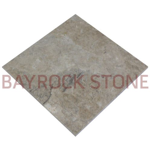 Silver Beige Marble Tile
