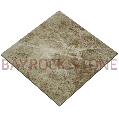 Emperador Light Marble Tile