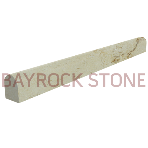 Golden Cream Limestone Pencil