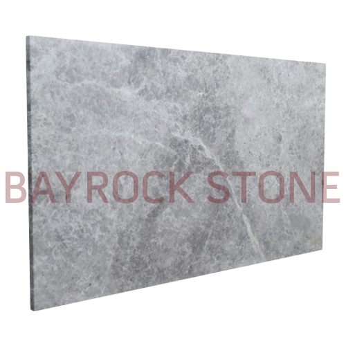 Tundra Gray Marble Indoor Slab