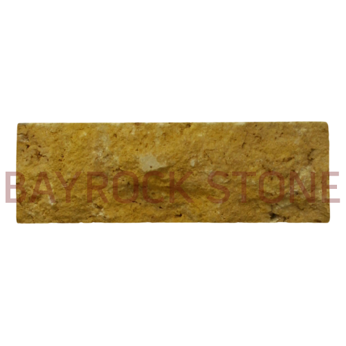 Yellow Travertine Veneer Stone