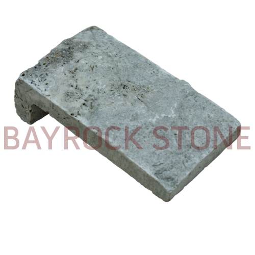 Silver Travertine Veneer Stone