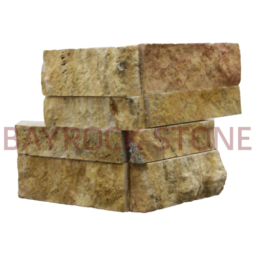 Ella Travertine Ledger Stone