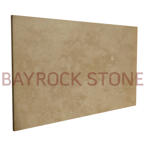 Ivory Travertine Outdoor Slab