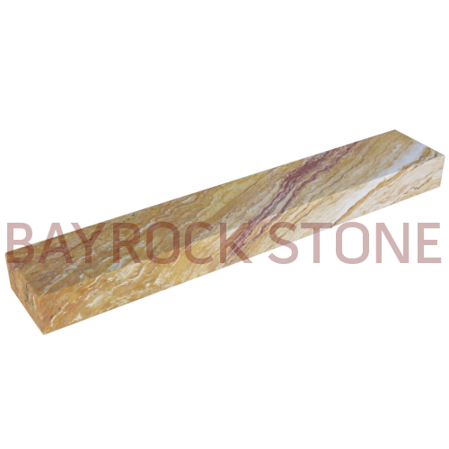 Ella Travertine 6'' Block Step