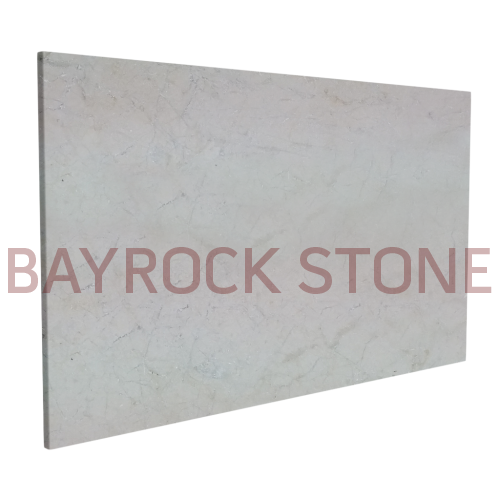 Crema Winter Sandblasted Marble Outdoor Slab
