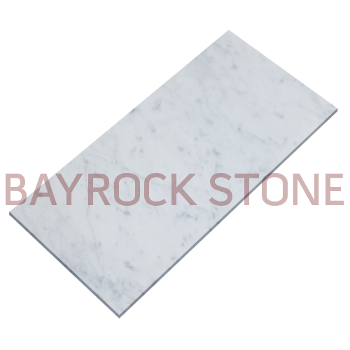 Italian Bianco Carrara Honed