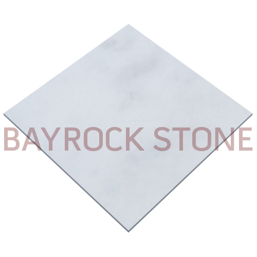 Imperial White Carrara Marble Tile