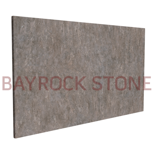 Grigio Imperiale Glossy Rectified Porcelain Slab